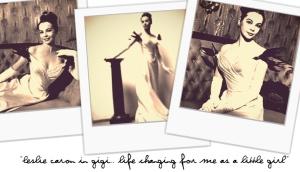 AURZA - Fabulous Dresses Leslie Caron