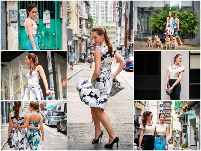 Sassy HK photoshoot