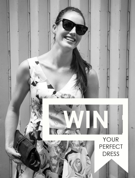 Win a custom-made dress